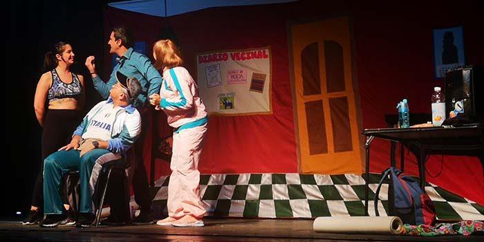Sernac presenta obra de teatro dirigida a personas mayores