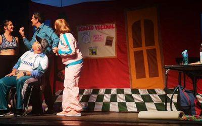 Sernac regional presenta obra de teatro El trámite dirigida a personas mayores