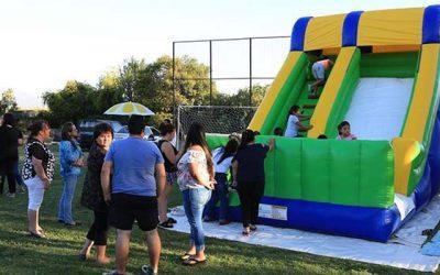 Vecinos de palmilla disfrutan de entretenido programa de verano Palmilla 2019