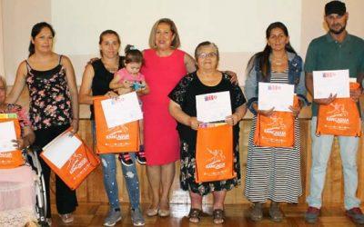 16 familias de Rancagua mejoran calidad de vida gracias al Programa de Habitabilidad
