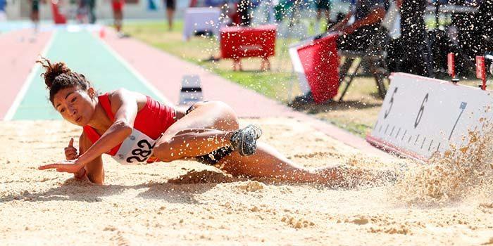Atleta sanfernandina iguala en España marca vigente desde 1976
