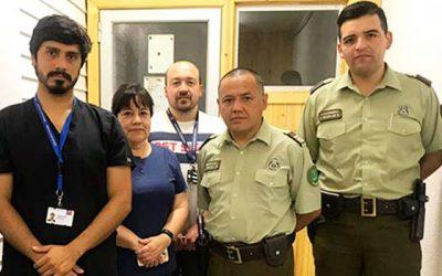 Carabineros prestará apoyo a Hospital de Pichilemu