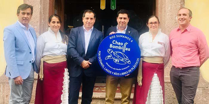 Casino Colchagua, Hotel y Viña Santa Cruz se unen a campaña de Medio Ambiente #ChaoBombillas