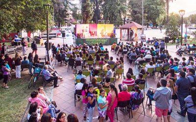 Con masiva asistencia de público concluye temporada de Teatro al Aire Libre de Agrosuper