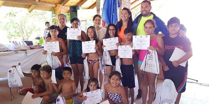 Culminan centros para niñas y niños con cuidadores temporeros en Palmilla