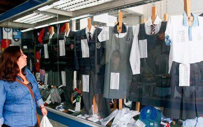 Diferencias de hasta más de 200% en prendas escolares de la misma calidad