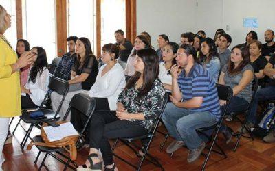 Ejecutores de programas Calle y Abriendo Caminos conocen oferta pública del Ministerio de Desarrollo Social