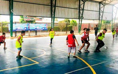 Gobernación de Cardenal lanza Talleres Polideportivos en Paredones