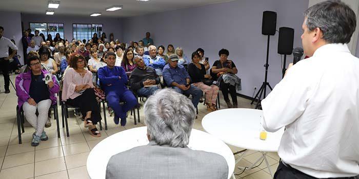 Gobierno regional invertirá más de 3 mil millones en recambio de luminarias para Rancagua