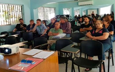 Hospital Coinco realiza charla sobre beneficios de una sala de rehabilitación