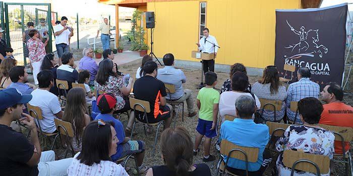 Intendente y vecinos inauguran la anhelada nueva sede social de la Villa San Nicolás