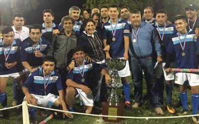 Las Garzas se coronan campeón del torneo comunal de fútbol verano Palmilla 2019