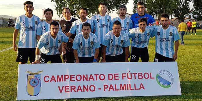Las Garzas y Crucero disputaran gran final torneo de futbol palmilla 2019