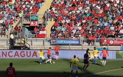 Más de 80 mil personas asistieron al sudamericano de fútbol sub 20
