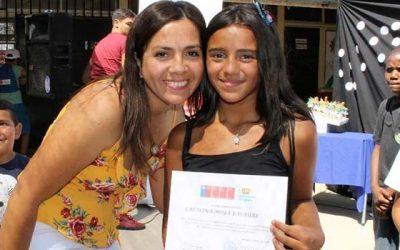 Ministerio del deporte finaliza con éxito escuelas de verano en Graneros, Codegua y Machalí