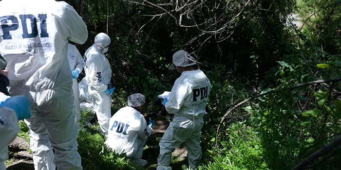 PDI investiga hallazgo de cadáver en Codegua
