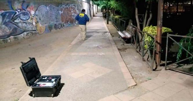 PDI investiga homicidio frustrado en Graneros