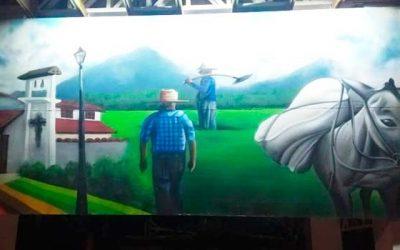 Portales de acceso le brindan identidad a Gultro y Olivar Bajo