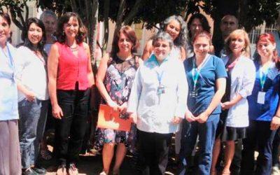 Productiva jornada de medicinas complementarias en Hospital San Fernando