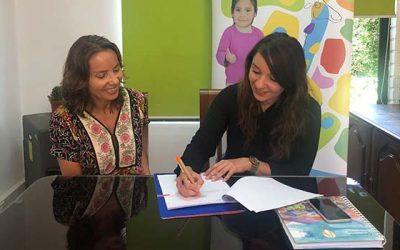 Programa piloto logra aumentar asistencia de los niños