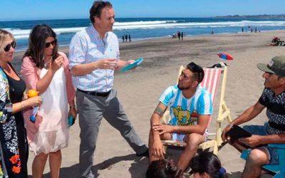 Quienes bloqueen acceso a playas se enfrentan a millonarias multas