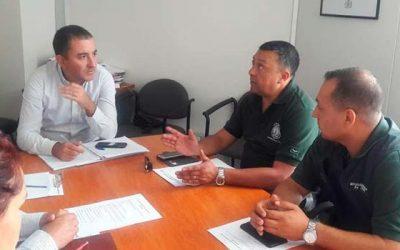 Realizan plan de trabajo con Gendarmería para abordar temáticas de salud mental en funcionarios