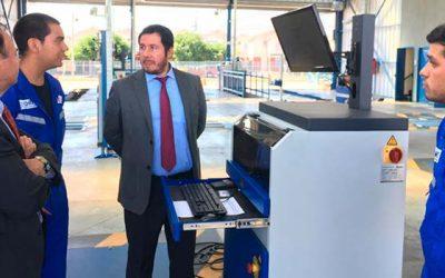 Región de O'Higgins avanza en implementación de revisión técnica digital con código QR