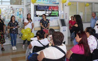 Salud Machalí conmemora el Día Mundial contra el Cáncer Infantil