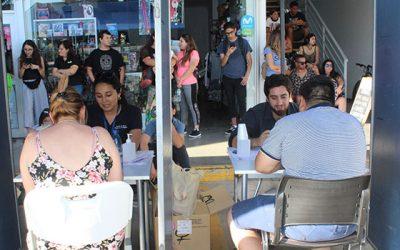 Salud Machalí y Seremi de Salud O'Higgins efectúan positivo operativo de test rápido de VIH en la comuna