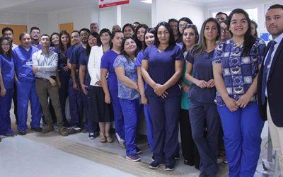 SAR Rienzi Valencia de Rengo abrió sus puertas para fortalecer la salud