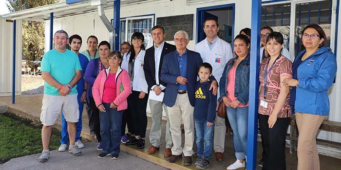 Anuncian construcción de nueva posta rural en sector de Corcolén