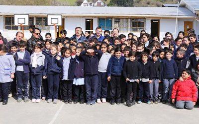 Aprueban financiamiento para la reposición de Escuela de Portezuelo de Pichidegua