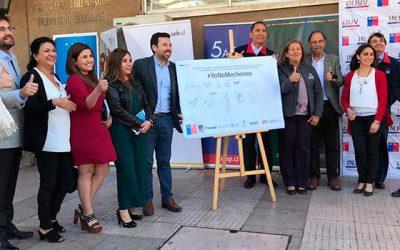Autoridades e instituciones de Educación Superior firman compromiso #YoNoMechoneo