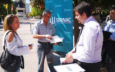 Autoridades valoran la entrada en vigencia de la ley que fortalece al Sernac
