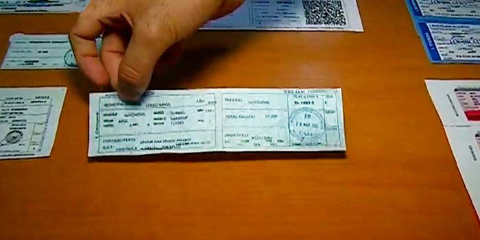 Carabineros advierte sobre permisos de circulación falsos