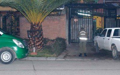 carabineros Joven de 19 años fue agredida de pies y manos por su pololo en la comuna de Rancagua