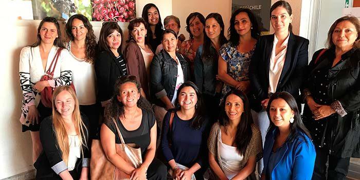 Directora regional de ProChile conmemora el Día de la Mujer junto a empresarias locales