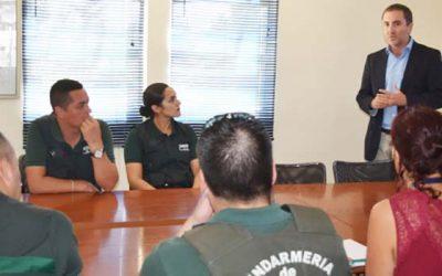 En la Cárcel de Rancagua seremi de Salud comienza plan de trabajo con Gendarmería para prevenir el suicidio