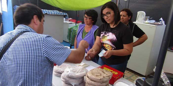 Exitosa primera fiesta de la tortilla en rescoldo se realizó en Palmilla