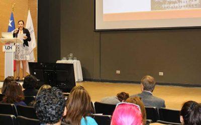 Expertos internacionales participan en charla sobre formación de profesores en la Universidad de O'Higgins