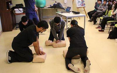 Funcionarios del Hospital Regional LBO se capacitan en RCP
