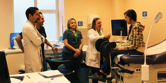 Gineco Obstetras del Hospital Regional realizan primer taller de anticonceptivos intrauterinos