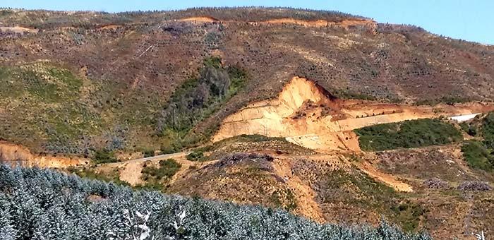 Grupo de Geociencias de la UOH publica investigación sobre remociones en masa generadas por el terremoto del 27F