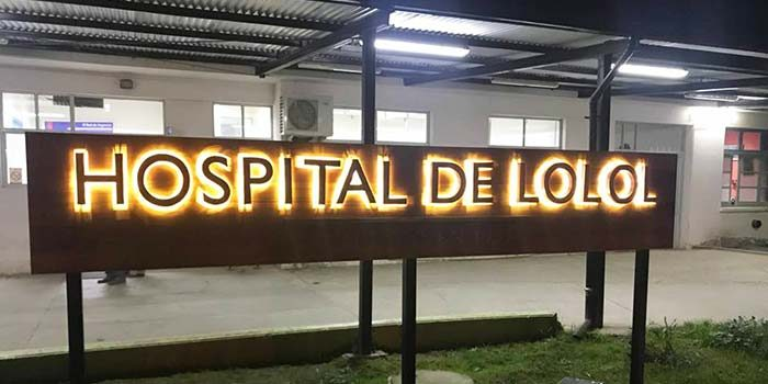 Hospital de Lolol realiza mejoras en infraestructura en beneficio de los usuarios