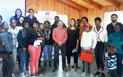 Hospital Pichilemu realiza talleres a mujeres haitianas