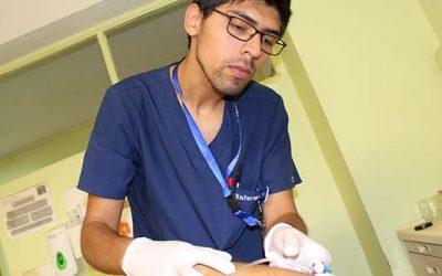Hospital San Fernando implementa CUDYR para una óptima categorización del paciente hospitalizado
