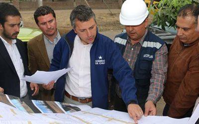 Intendente anuncia instalación de anhelados semáforos para San Fernando