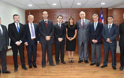 Juran abogados integrantes de la Corte de Apelaciones de Rancagua para el 2019