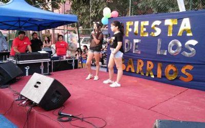 La alegría, el talento y la música se vivió en la Fiesta de los barrios en San Fernando
