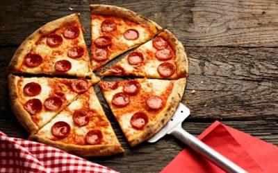 La pizza es el tercer plato más pedido en Chile